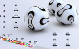 :: FOOTBALL :: by DarkEagle2011