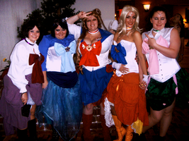 NDK 2011 Sailor Moon Victorian by AutumnEmbers
