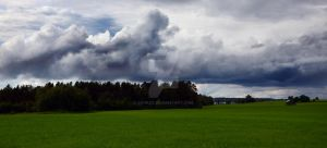 Gathering Storm by kr0kus