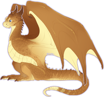 Derg adopt Gold (closed) by Rivertonic