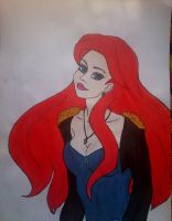 Rock Ariel by Estelior