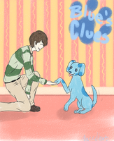 Blue's Clues by KazzieHearts