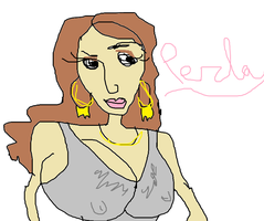 HOW 2 DRAW PAERLA by LazyTurtle