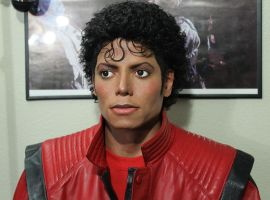 1/1 Michael Jackson Thriller lifesize bust by godaiking