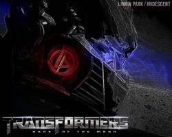 LP - Transformers 3 Cover by Pol2ion
