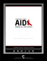 AIDS - HIV .v2 by SanalSanat