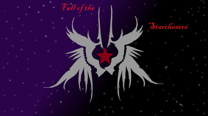 Fall of the Starchasers  Cover by Digelfox