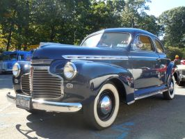 1941 Chevrolet Special Deluxe III by Brooklyn47