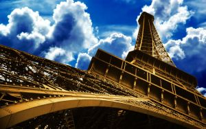 La Tour D'or, Widescreen by goodontoast