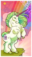My pretty little Unicorn by StressedJenny