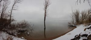 Lake Lowell Snow 2010-12-02 by eRality