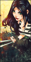 X 23 by sachicolate