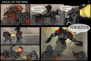Sagas of the Fang - Episode 1 by Lazarus-Firenze