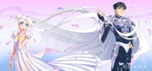 Sailor Moon New Generations and Legends Header by Ciel-La-Luna