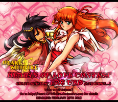 Hearts of LOVE contest by annria2002