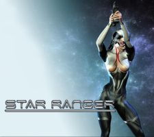 Star Range: Sexy Shooter by shaft73