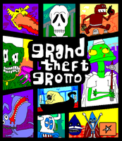 Grand Theft Grotto by tentabrobpy