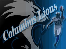 Columbus Lions by DennisDawg