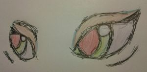Crayola Eyes by CassidyPeterson