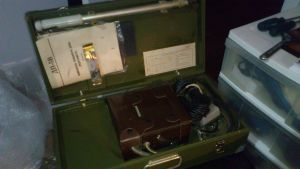 Russian DP5V Geiger Counter (2) - Open Case by TheWarRises