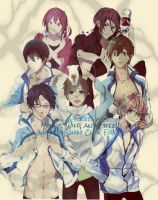 Young, Wild, and Free! || Free! Iwatobi - Cover by unitora