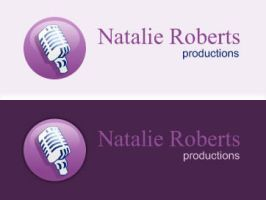 Natalie Roberts logo by outlines