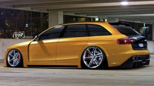RS4 Avant(2) by TOPvt