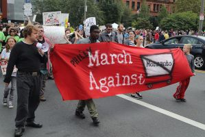 March Against Monsanto by BlackRoomPhoto