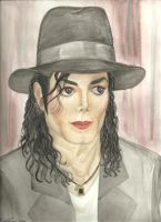 Michael Jackson Paintings by mjdrawings