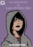 Sad Hoodie Girl 1 by tarunbanned