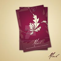 Wine Biz Card by mztweeta