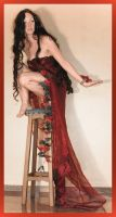 red passion 19 by Lisajen-stock