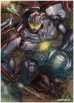 Gypsy Danger by emmshin