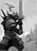Hell Knight by madtoaster