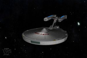 U.S.S. Constellation NCC-1974: Legacy by TrekkieGal
