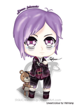 Chibi Kanato Sakamaki :3 by ShikiCreations