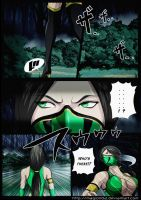 ??? Vs Jade Pg1 by magion02