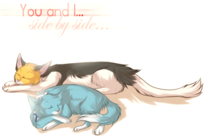 You and I by Aniritak