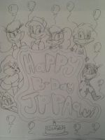 (Gift) Happy B-Day, JPPAqui! by CottonCatTailToony