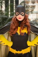 Barbara Gordon- Batgirl Katsucon2014 by stitchesandsongbirds
