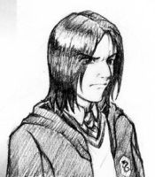 Young Severus by laerry