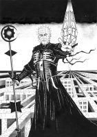 Pinhead by sixpoint