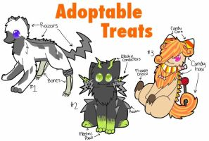 Halloween adopts! .:closed:. by SnowseaSide