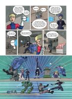 Troy Trailblazer: And The Creation Stone Page 20 by RDComics