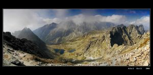 High Tatras by Westik