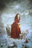The Sleigh Ride by charmedy