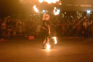 Ignite the Night Fir/Food Fest,Hot Foot and Hand by Miss-Tbones
