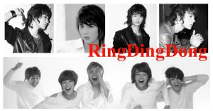 Minho Ring Ding Dong by YouRoxasMySoxas