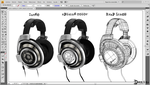 Vector Process headPhones by daniacdesign