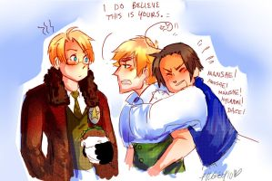 lost and found by fidgeykins